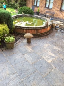 patio cleaning Rutland