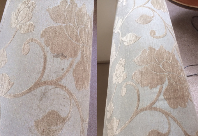 Before And After Sofa Arm Cleaning Rutland