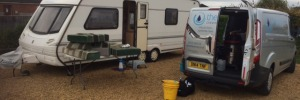 caravan cleaning Rutland