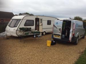 caravan cleaning Rutland
