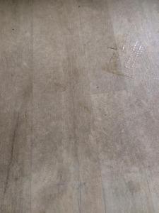 RRutland vinyl floor cleaning