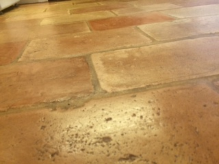 Leicestershire stone floor cleaning