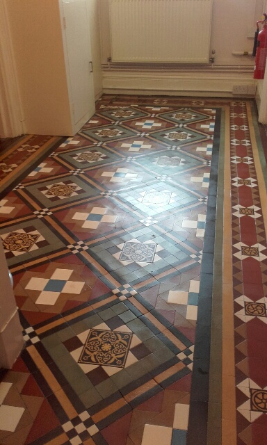 clean victorian floor