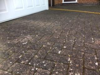 rutland driveway cleaning