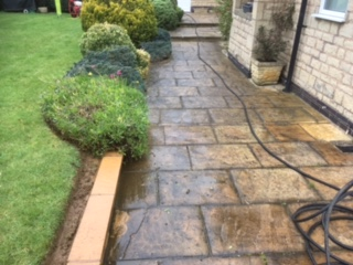 Rutland patio cleaning