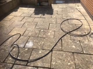 patio cleaning Oakham