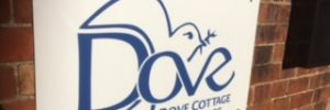 carpet cleaning at Dove Cottage