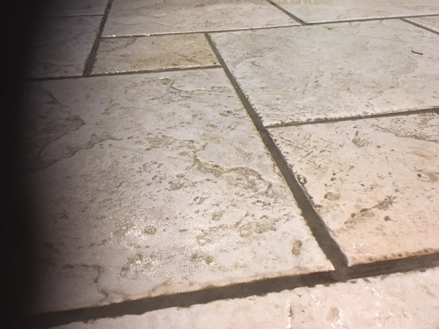 Oakham tile and grout cleaning