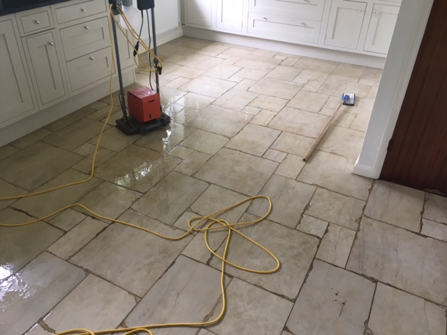 tiled floor cleaner Oakham